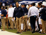 Penn State Football: With Big Names To Replace, Don't Forget Billy Fessler